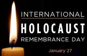 Međunarodni dan sjećanja na žrtve holokausta, 27. siječnja